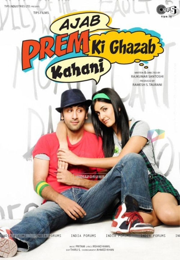 Ajab Prem Ki Ghazab Kahani movie poster (38900)