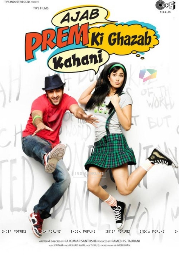 Poster of Ajab Prem Ki Ghazab Kahani movie (38902)