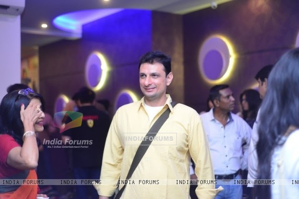 Rushad Rana at Screening of Short Film 'Holding Back'