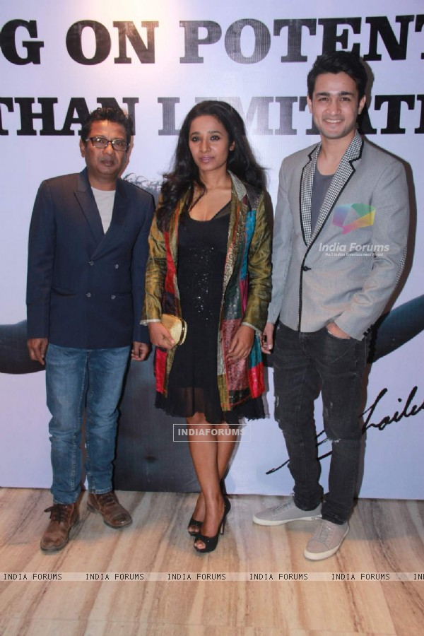 Tannishtha Chatterjee at 'Star Nite 2015'
