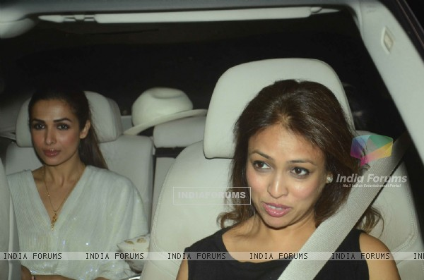 Malaika Arora Khan at Salman Khan's Birthday Bash