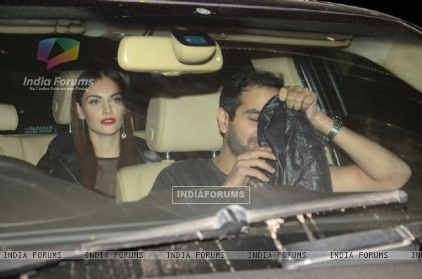 Celebs at Salman Khan's Birthday Bash