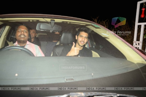 Armaan Malik at Salman Khan's Birthday Bash