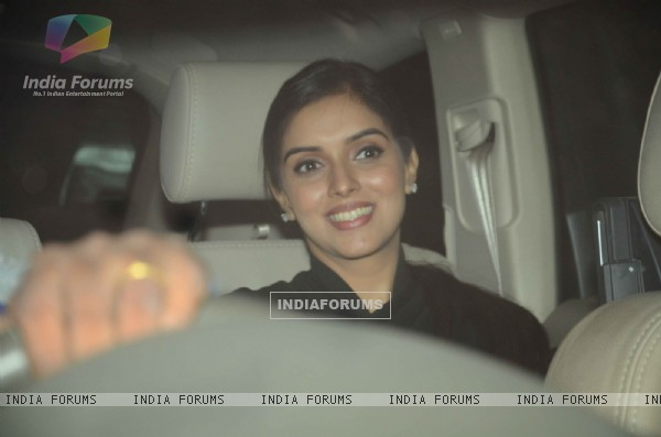 Asin at Salman Khan's Birthday Bash