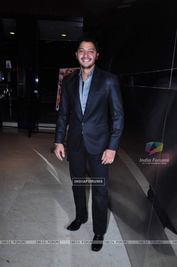Shreyas Talpade at Launch of Film 'Ajab Singh Ki Gazab Kahani'
