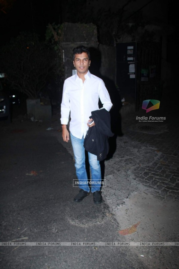Vikram Phadnis at Natasha Poonawala's New Year Bash