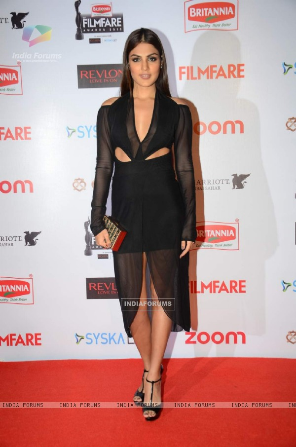 Rhea Chakraborty at Filmfare Awards - Red Carpet
