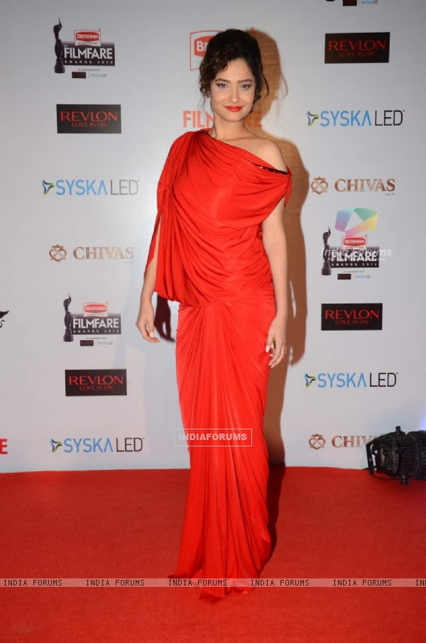 Ankita Lokhande at Filmfare Awards - Red Carpet