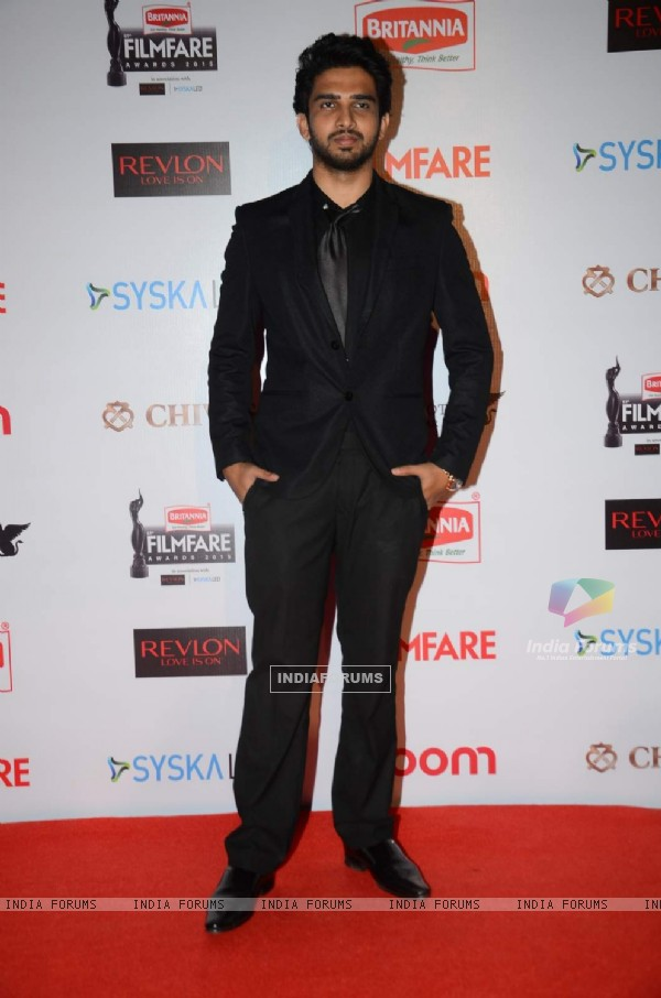 Amaal Mallik at Filmfare Awards - Red Carpet