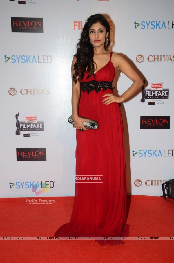Ishita Raj at Filmfare Awards - Red Carpet
