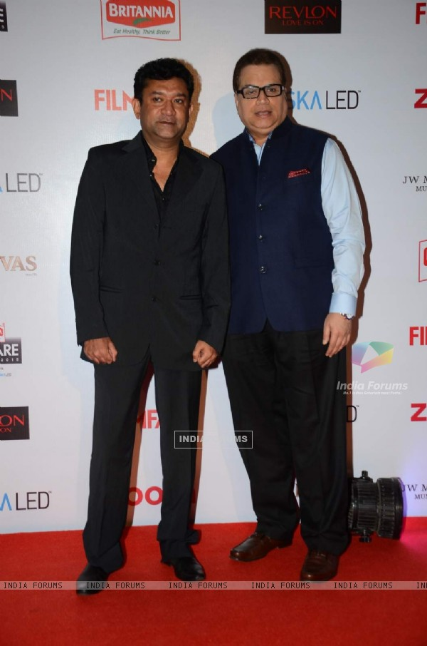 Ramesh Taurani at Filmfare Awards - Red Carpet