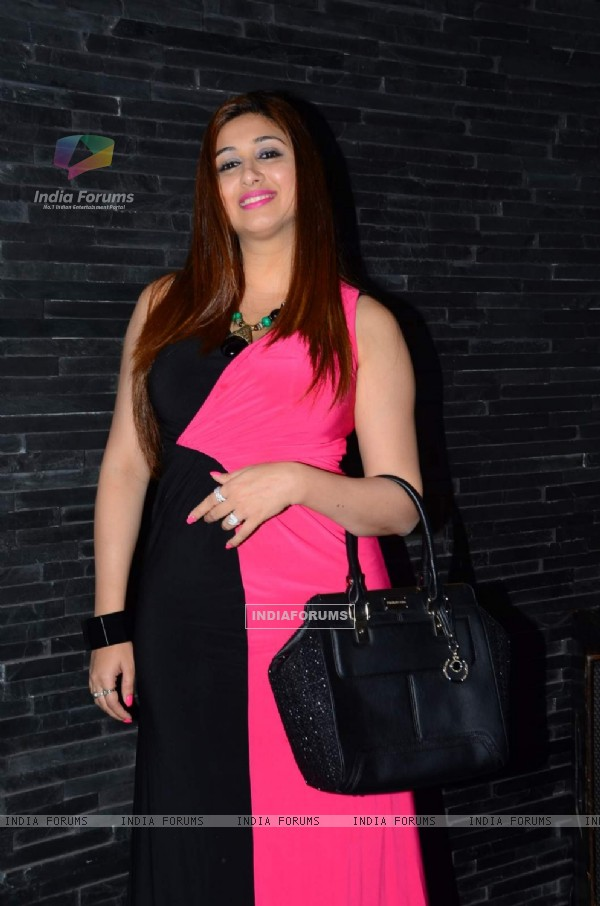 Vahbbiz Dsena at Premiere of Short film 'Ankahee Baatein'