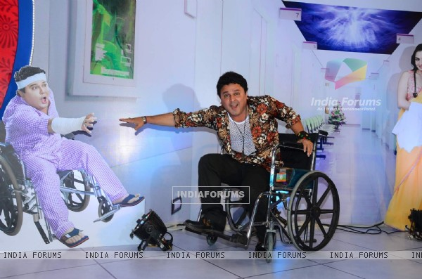 Ali Asgar at Launch of Sab TV's New Show 'Woh Teri Bhabhi Hai Pagle'