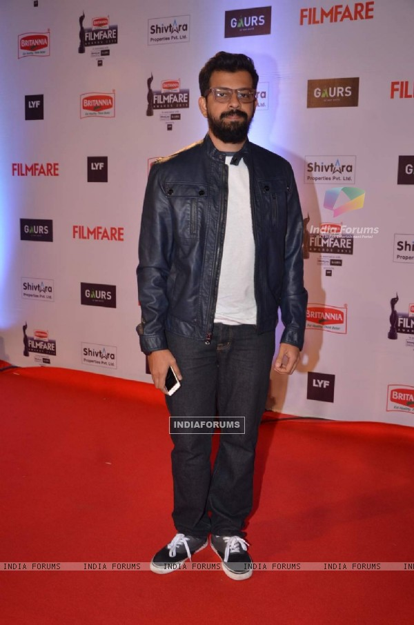 Bejoy Nambiar at Filmfare Awards 2016