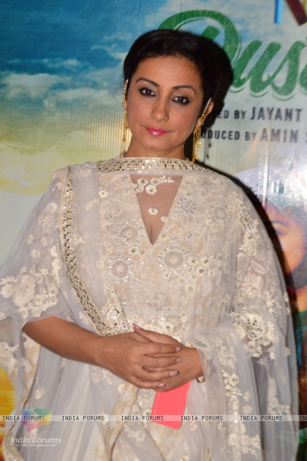 Divya Dutta attends Screening of 'Chalk N Duster'