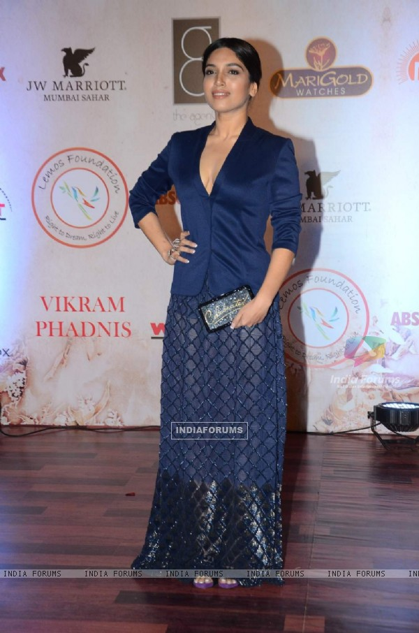 Bhumi Pednekar at Vikram Phadnis' 25th Anniversary Celebration