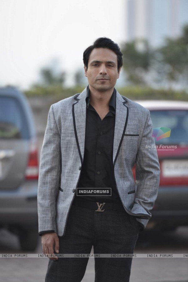 Iqbal Khan at NDTV Cleanathon