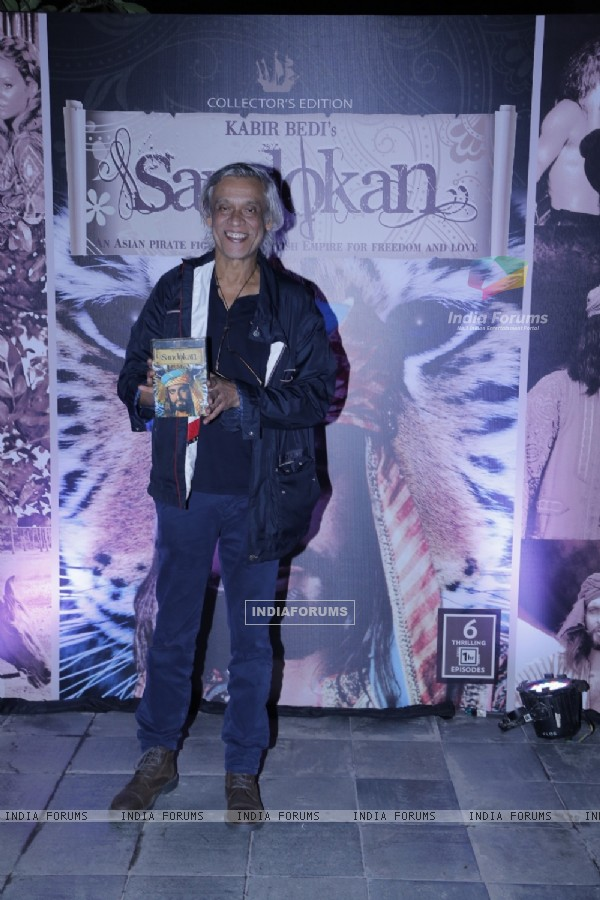 Sudhir Mishra at Kabir Bedi's 70th Birthday Bash