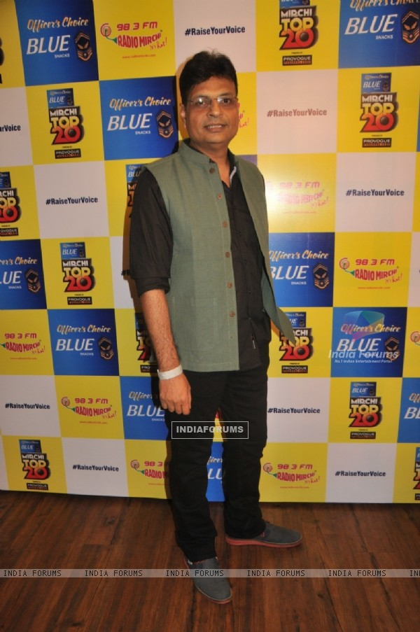 Irshad Kamil at Mirchi Top 20 Jubilees Night