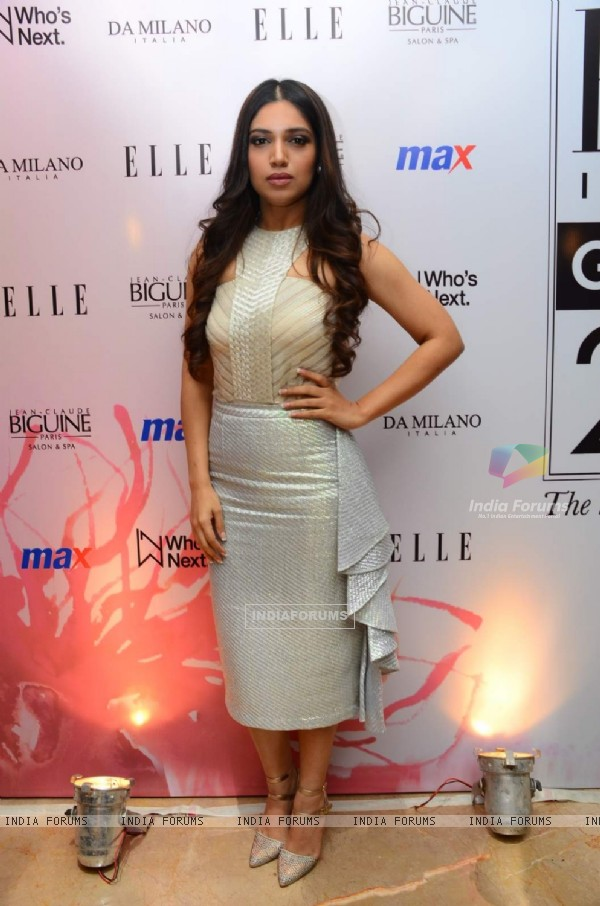 Bhumi Pednekar at Elle India Graduates 2015