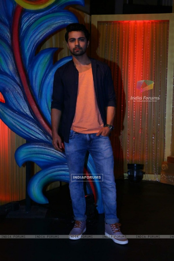 Shravan Reddy at Launch of Color's New Show 'Krishnadasi'