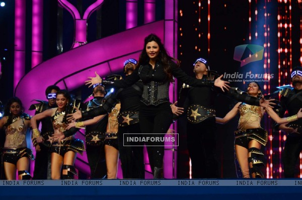 Daisy Shah Performs at Umang Police Show 2016