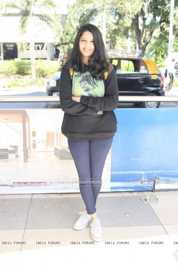 Ritika Singh Snapped at Airport