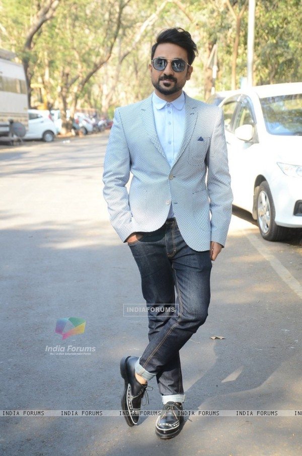 Vir Das at Promotions of Mastizaade on Chidiya Ghar