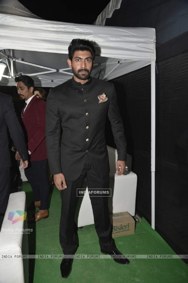 Rana Daggubati at IIFA Utsavam Day 1