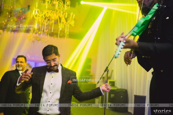 Musicians at Asin Thottumkal & Micromax Founder Rahul Sharma's Wedding Reception
