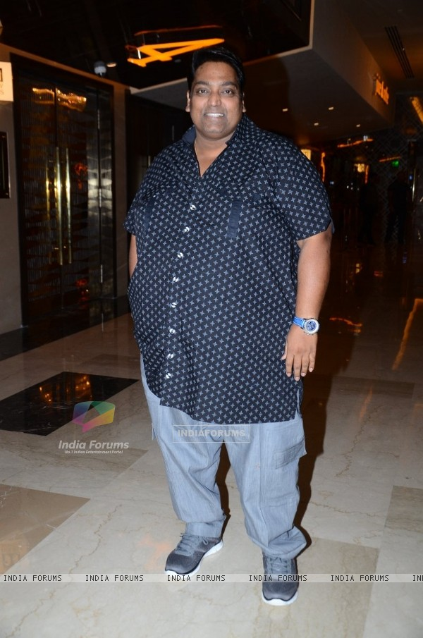 Ganesh Acharya at Reunion of 'Rang De Basanti Team' for 10years Celebrations
