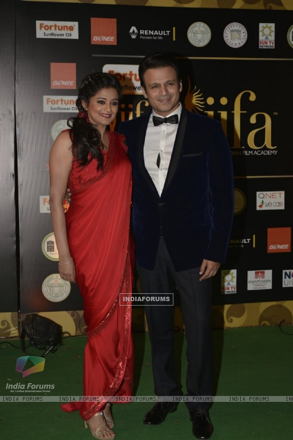 Vivek Oberoi at IIFA Utsavam Day 2
