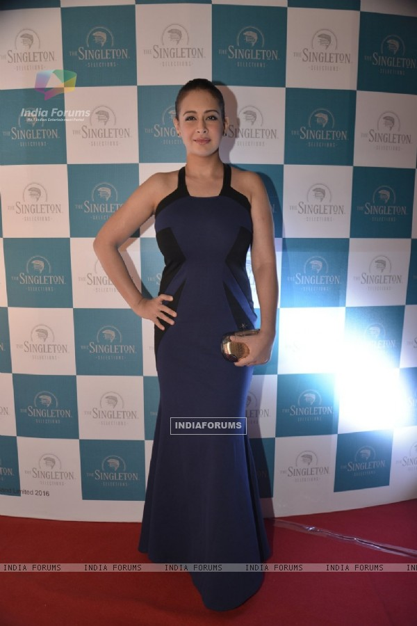 Preeti Jhangiani at Launch of 'Singleton' Collection