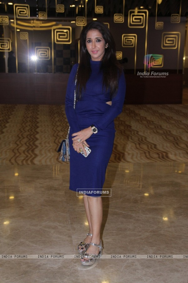 Krishika Lulla at Special Screening of Kyaa Kool Hain Hum 3 for BB9 Contestants