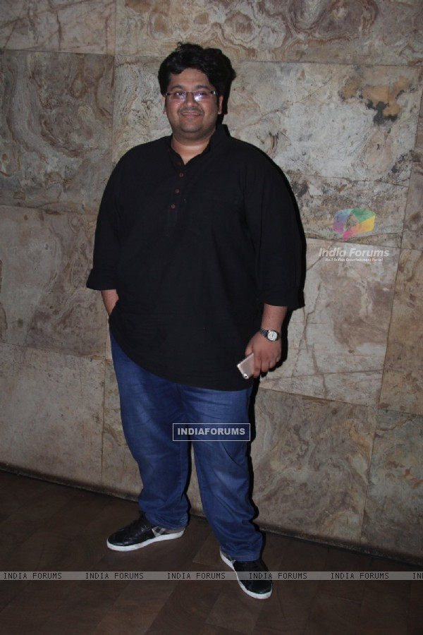Milap Zaveri at Special Screening of 'Mastizaade'