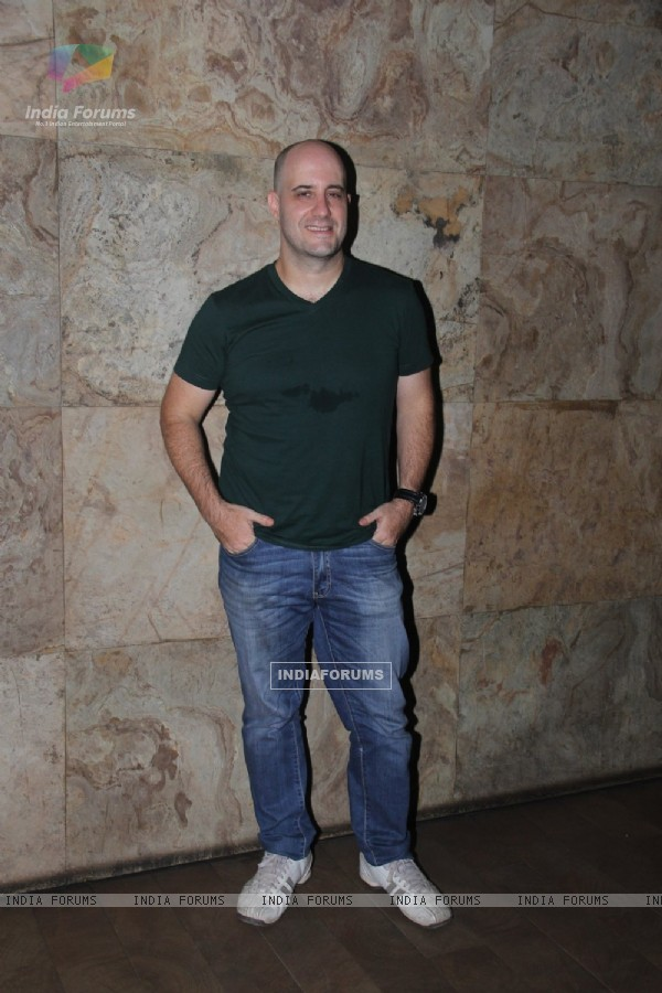 Ashwin Mushran at Special Screening of 'Mastizaade'