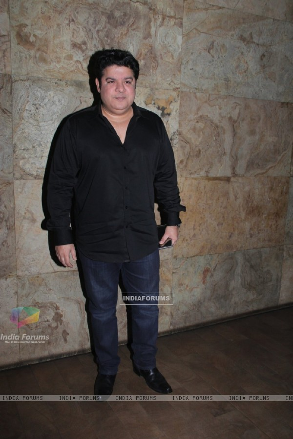 Sajid Khan at Special Screening of 'Mastizaade'