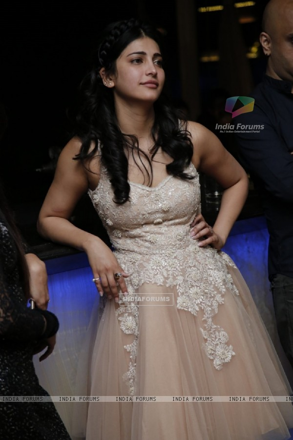 Shruti Haasan's Birthday Bash