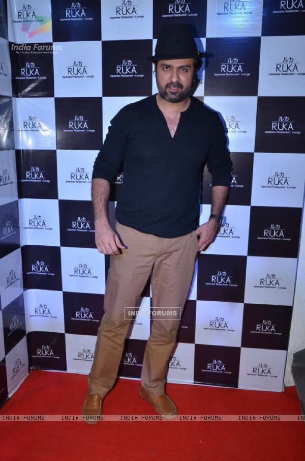 Harman Baweja at Shamita Shetty's Birthday Bash