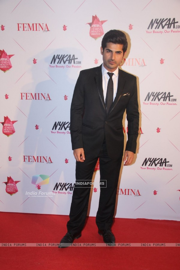 Omkar Kapoor at Femina Beauty Awards 2016