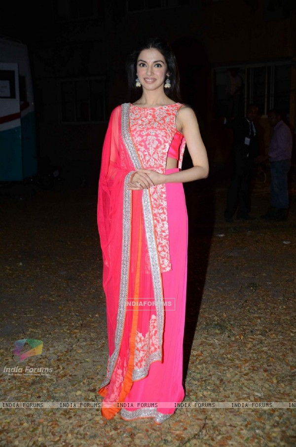Divya Khosla at Promotional Event of 'Sanam Re'