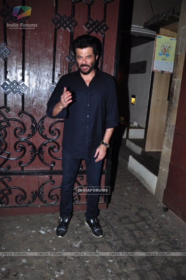 Anil Kapoor's Bash for 24 Season 2