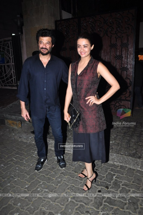 Surveen Chawla at Anil Kapoor's Bash for 24 Season 2