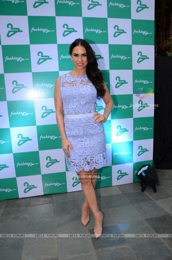 Lauren Gottlieb at Launch of 'Fashtagz.com'