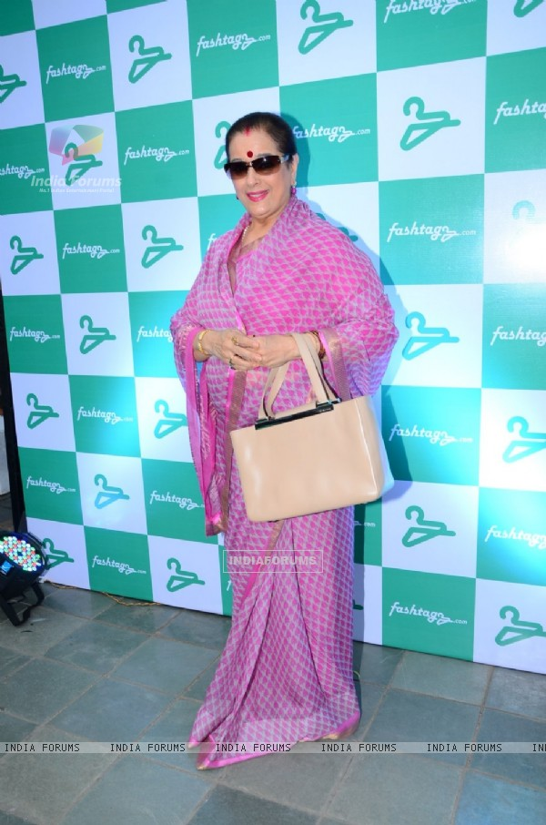 Poonam Sinha at Launch of 'Fashtagz.com'