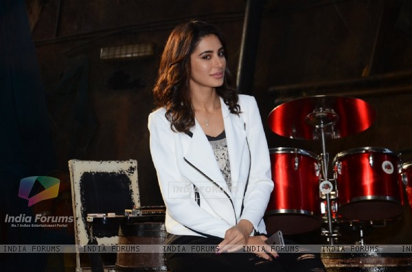 Bollywood Beauty Nargis Fakhri at Launch of Film 'Banjo'