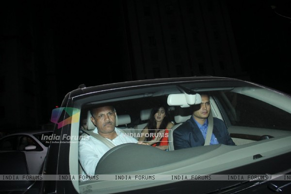 Katrina Kaif at Special Screening of Fitoor