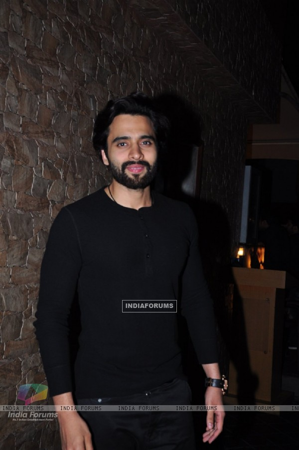 Jackky Bhagnani at Heartbeats Wrap Up Bash