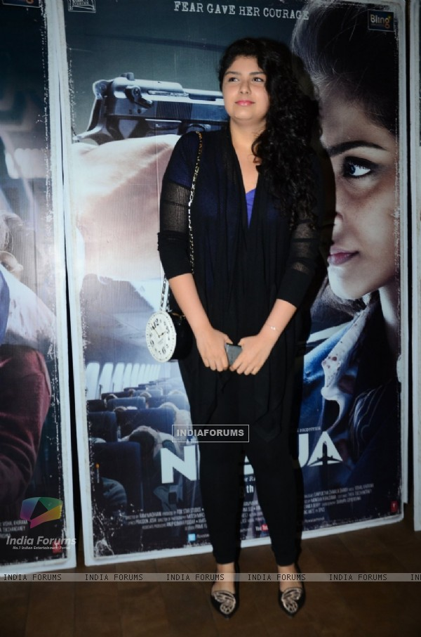Anshula Kapoor attends Special Screening of 'Neerja'