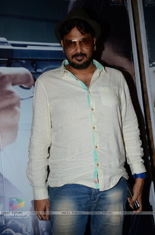 Mukesh Chhabra at Special Screening of 'Neerja'